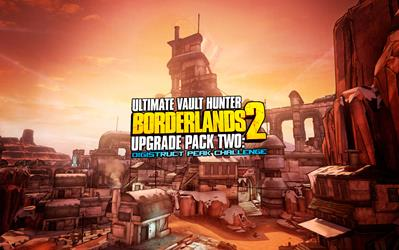 Borderlands 2 - Ultimate Vault Hunter Upgrade Pack 2 (DLC) cover
