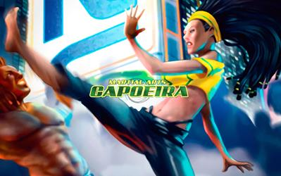 Martial Arts: Capoeira cover