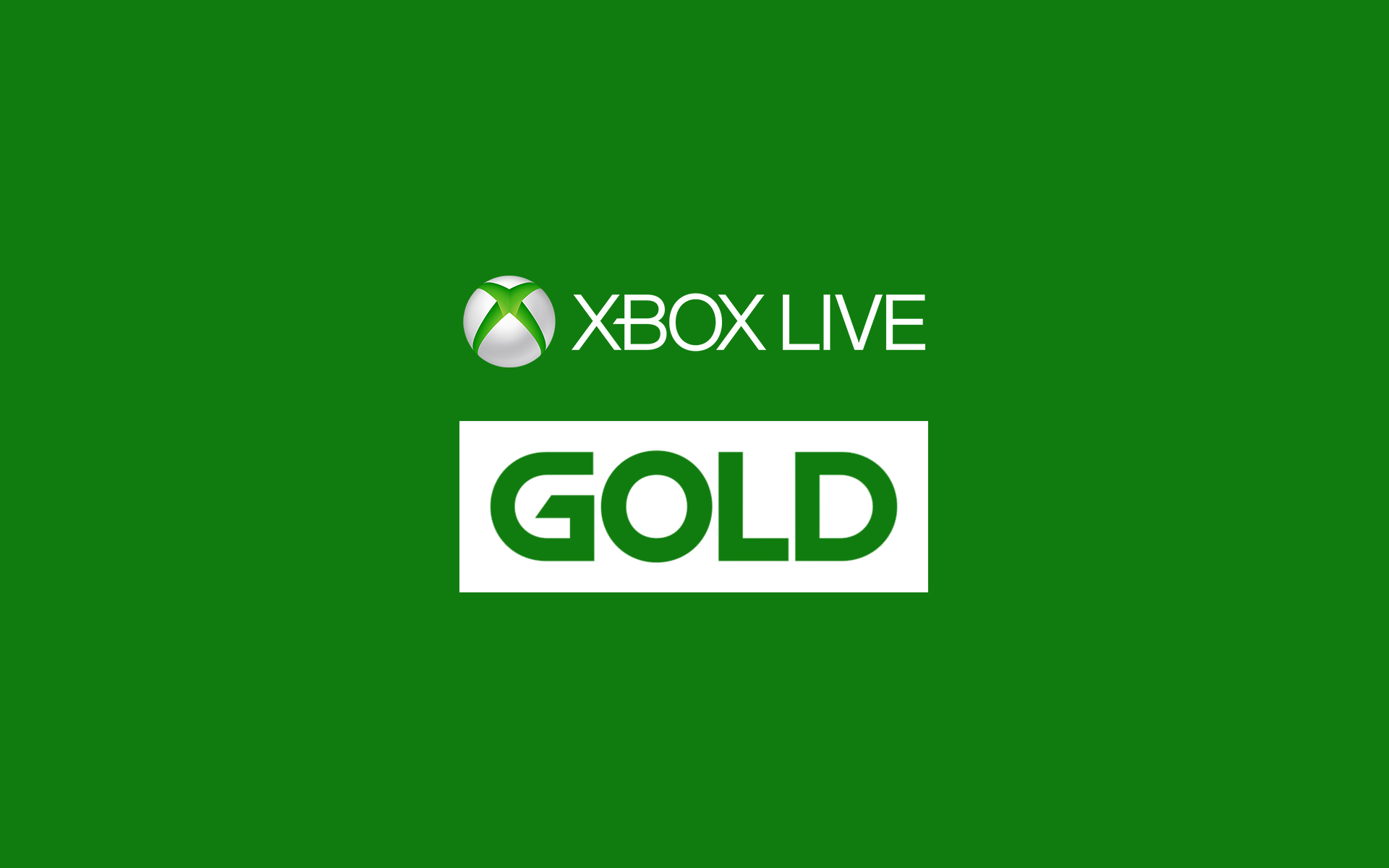 12 Meses - Xbox Live Gold cover