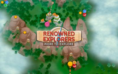 Renowned Explorers: More To Explore cover