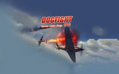 Dogfight 1942 - Russia Under Siege (DLC) cover