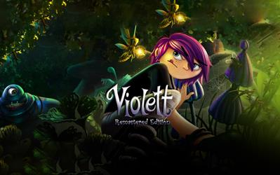 Violett Remastered cover