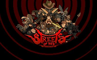 Streets of Red: Devil's Dare Deluxe cover