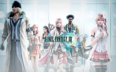 FINAL FANTASY® XIII cover