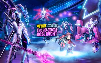 Borderlands The Pre-Sequel: Ultimate Vault Hunter Upgrade Pack: The Holodome Onslaught (DLC) cover