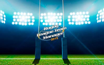 Rugby League Team Manager 2015 cover