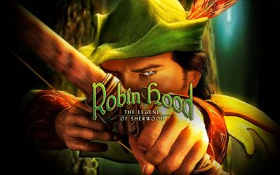 Robin Hood - The Legend of Sherwood cover