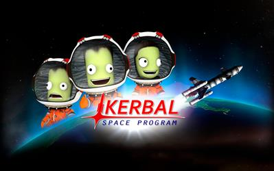 Kerbal Space Program cover