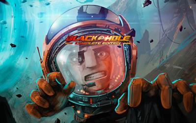 BLACKHOLE: Complete Edition cover