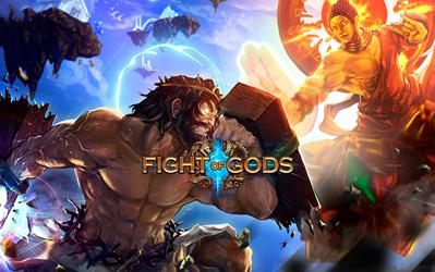 Fight of Gods cover