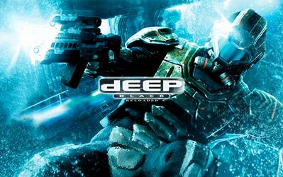 Deep Black: Reloaded cover