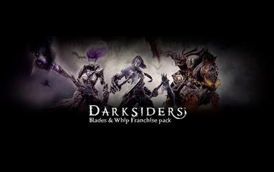 Darksiders III Blades & Whip Franchise Pack cover