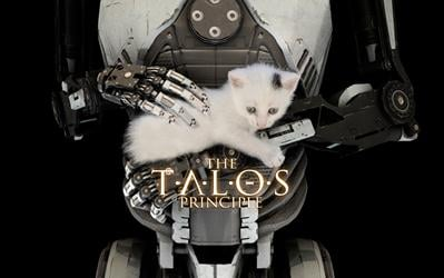 The Talos Principle cover