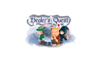 Healer's Quest cover
