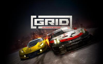 GRID - Ultimate Edition cover