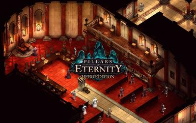 Pillars of Eternity - Hero Edition cover