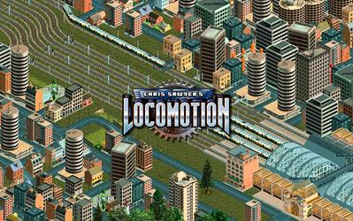 Chris Sawyer's Locomotion cover