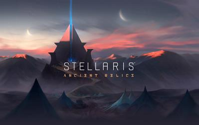 Stellaris: Ancient Relics cover