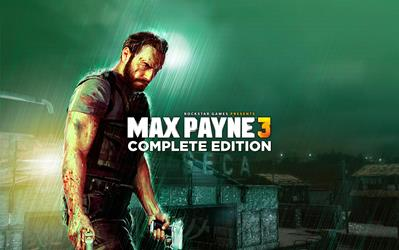 Max Payne 3: The Complete Edition cover