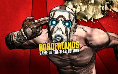 Borderlands - Game of the Year Edition cover