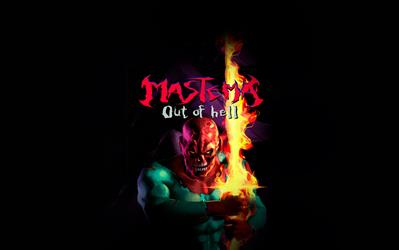 Mastema: Out of Hell cover