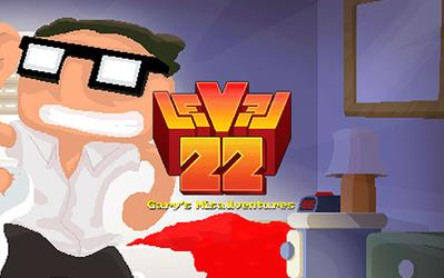 Level 22, Gary's Misadventures cover
