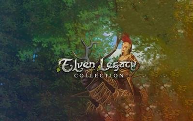 Elven Legacy Collection cover