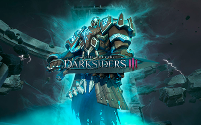 Darksiders III - The Crucible (DLC) cover