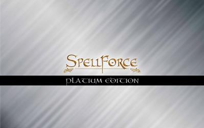 SpellForce Platinum cover