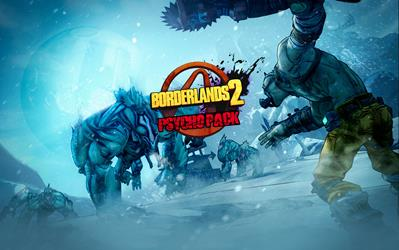 Borderlands 2 - Psycho Pack (DLC) cover
