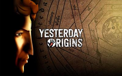 Yesterday Origins cover