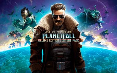 Age of Wonders: Planetfall Deluxe Edition Content cover