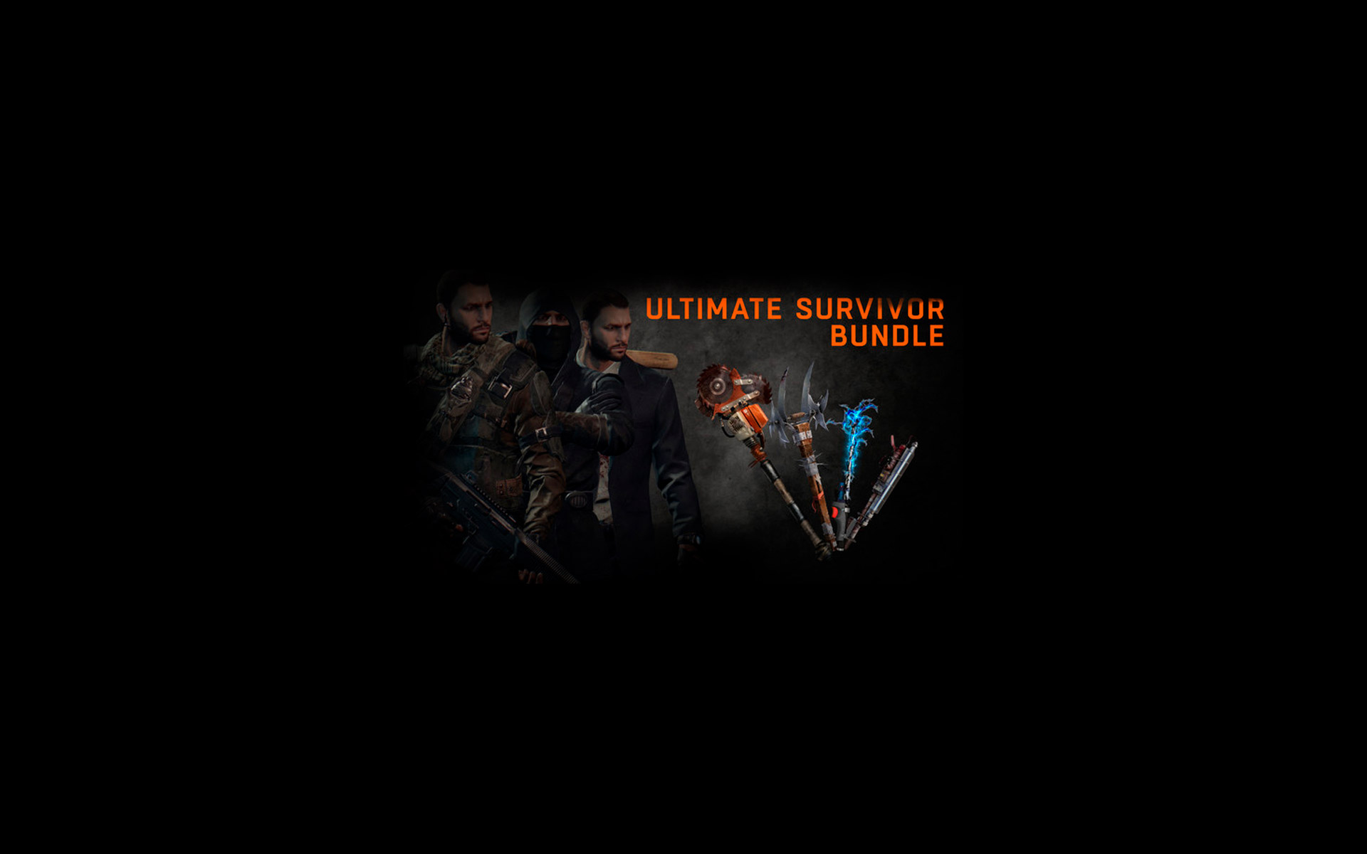 Dying Light - Ultimate Survivor Bundle (DLC) cover