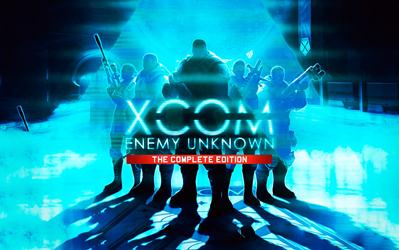 XCOM: Enemy Unknown - The Complete Edition cover