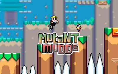 Mutant Mudds Deluxe cover