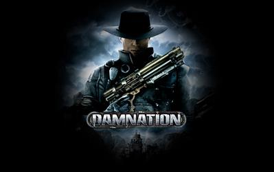 Damnation cover