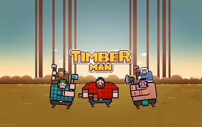 Timberman cover