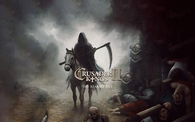 Crusader Kings II: The Reaper's Due (DLC) cover