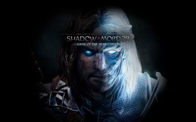 Middle-earth: Shadow of Mordor - GOTY Edition cover