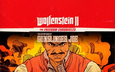 Wolfenstein II - The Adventures of Gunslinger Joe (DLC 1)