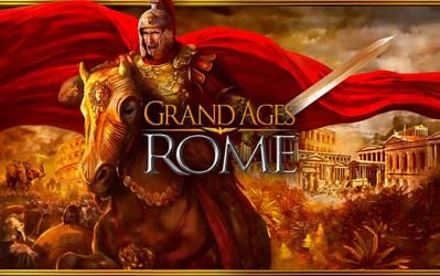 Grand Ages: Rome cover