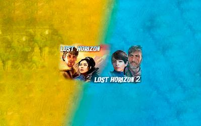 Lost Horizon Double Pack cover