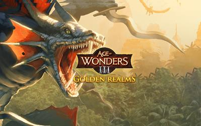 Age of Wonders III Golden Realms Expansion