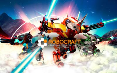Robocraft cover