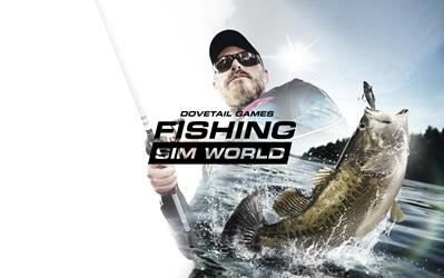 Fishing Sim World®: Pro Tour cover