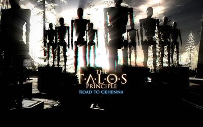 The Talos Principle: Road To Gehenna cover