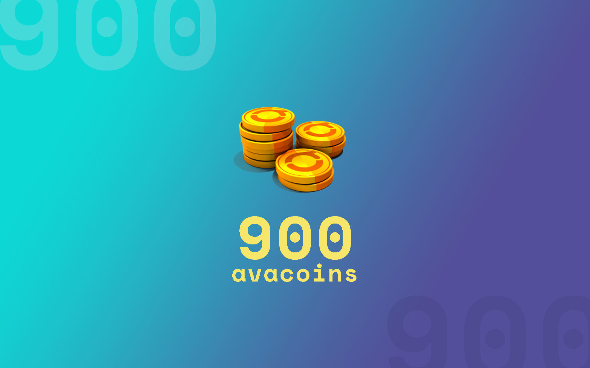 900 Avacoins cover