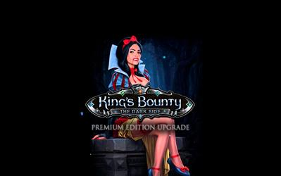 King's Bounty: Dark Side Premium Edition Upgrade cover