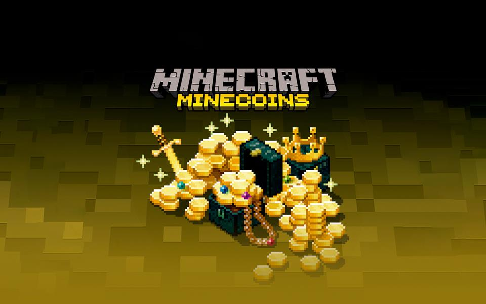 Minecoins 3500 Coins