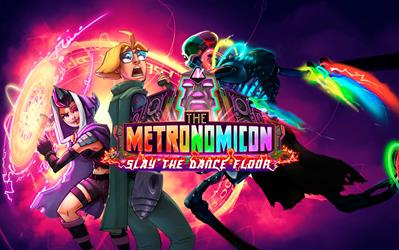 The Metronomicon: Slay The Dance Floor Deluxe Edition cover